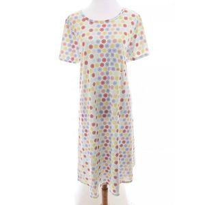Lularoe Carly Candy Colorful Shift Dress 2XL